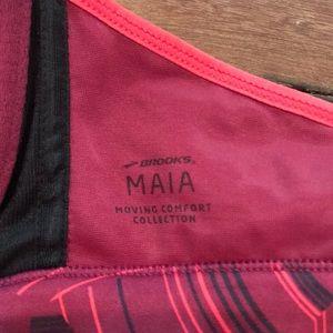 Moving Comfort Intimates & Sleepwear - Brooks Maia Moving Comfort Sports Bra